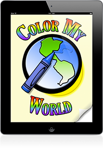 Coloring Book App Add Your Own Pages Ios Android Noble App House